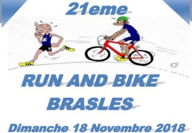 Les résultats du 21ème Run and Bike 2018 de Brasles
